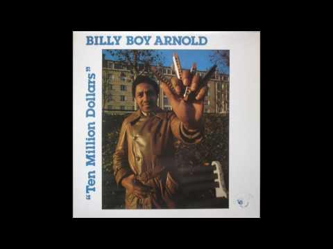 BILLY BOY ARNOLD (Chicago , Illinois , U.S.A) - Just A Little Bit