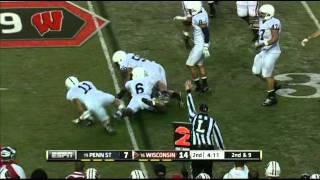 Montee Ball vs Penn State 2011