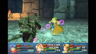 045 Wild Arms Alter Code F - Boss Fight VS Eight Zukabas
