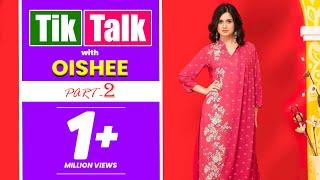 Tik Talk with Jannatul Ferdous Oishee(Part-2) | Miss World 2018 | Episode 41