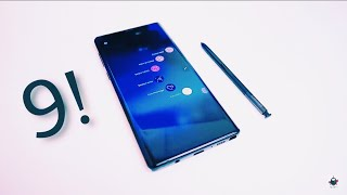 Samsung Galaxy Note 9 Full Bangla Review I Giveaway Announcement!!