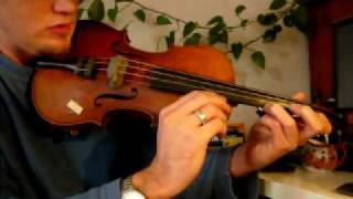 Tabaco Y Chanel Violin Tutorial