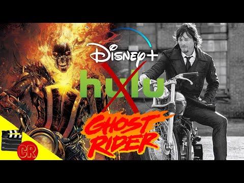 Hulu Cancels Ghost Rider, Potential MCU Appearance!
