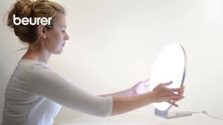 Quick Start Video for the TL 100 brightlight from Beurer.