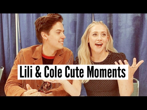 Lili Reinhart & Cole Sprouse  Cute Moments Part 1