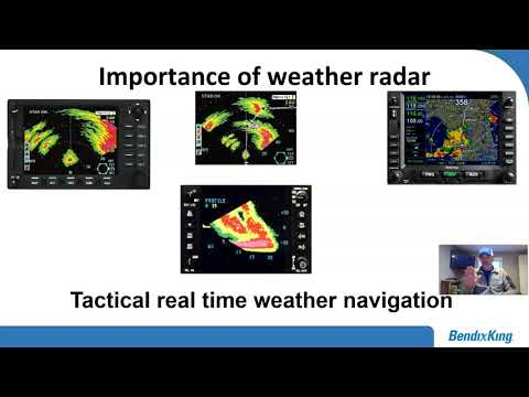 BendixKing Overview: Radar Weather Discussion