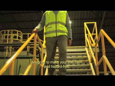 Aserraderos Arauco Cholguan - Video Seguridad Visitas sub ingles