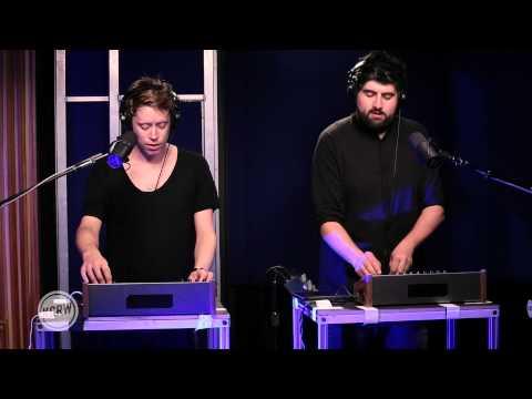 Digitalism performing
