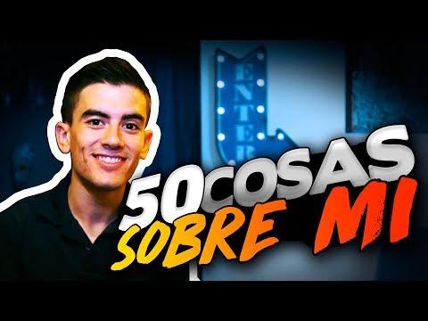 50 COSAS SOBRE MÍ | Jordi ENP
