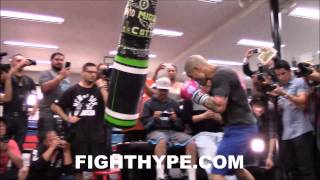 MIGUEL COTTO PUTS IN WORK AS HE TRAINS FOR DANIEL GEALE CLASH