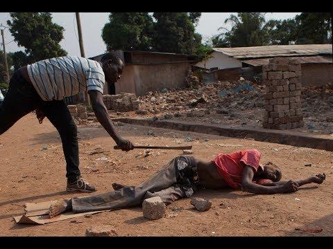 SEE WHAT HAPPEN IN RWANDA GENOCIDE