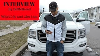 DiffNBreed Interview - Who I am & How do I make MONEY online