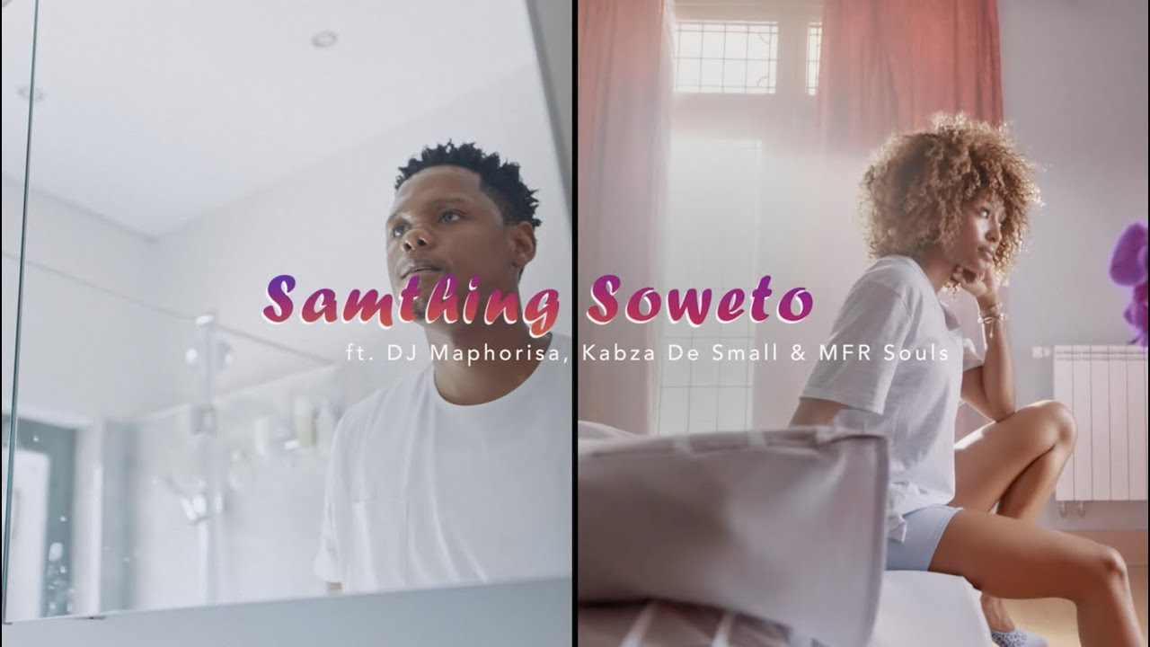 "Samthing Soweto - ""AmaDM"" ft. DJ Maphorisa, Kabza De Small & MFR Souls (Official Video"