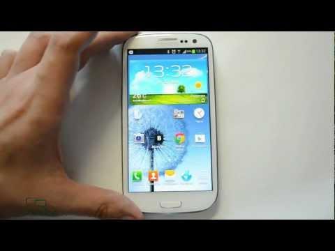 Samsung Galaxy S3 - лучший смартфон на Android 4.0