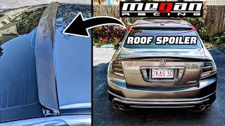 Megan Racing Carbon Fiber Roof…