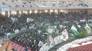 J2リーグ第2節 vsアルビレックス新潟(デンカビッグスワンスタジアム...