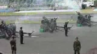 1812  キャノン砲!