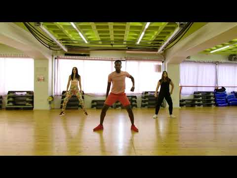 Major LazerJump feat Busy Signal  DANCE FITNESS  JERRY