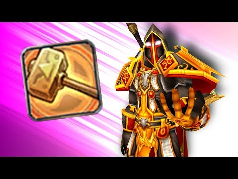 Is That A PROT PALADIN? (5v5 1v1 Duels) -  Rogue PvP WoW: Battle For Azeroth 8.2