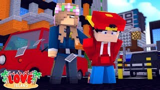 LITTLE KELLY IS A COP AND ARRESTS ROPO?!   Minecraft Love Island