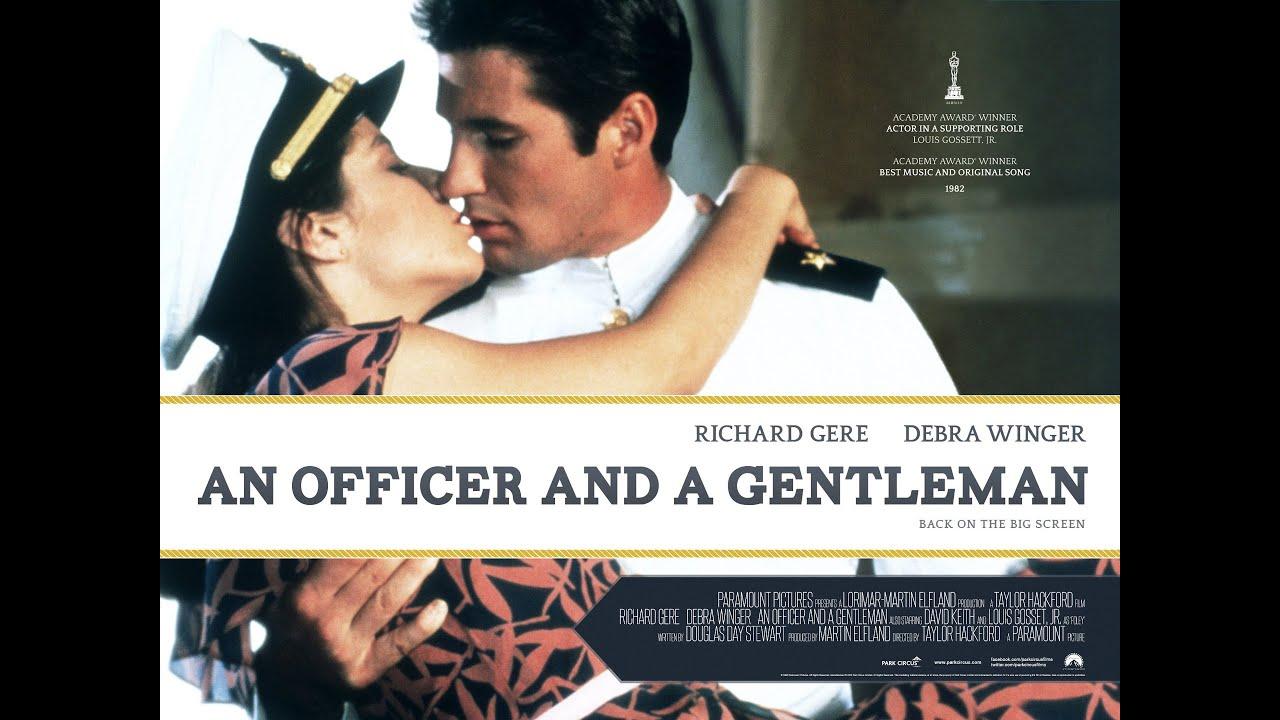 Ein Offizier Und Gentleman An Officer And A Gentleman Trailer