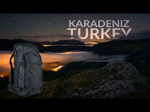 Photographing KARADENIZ In TURKEY With The Shimoda Explore 60