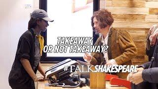 Shakespeare Meets London | #TalkShakespeare Short | #BarnHenryV