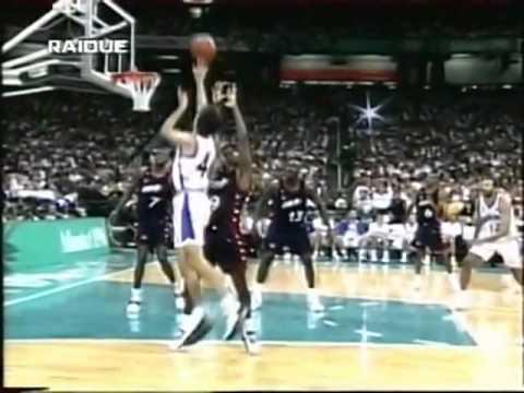 Basket Dream Team 1996 - olympic medal finals 1996 vs. Jugoslavia