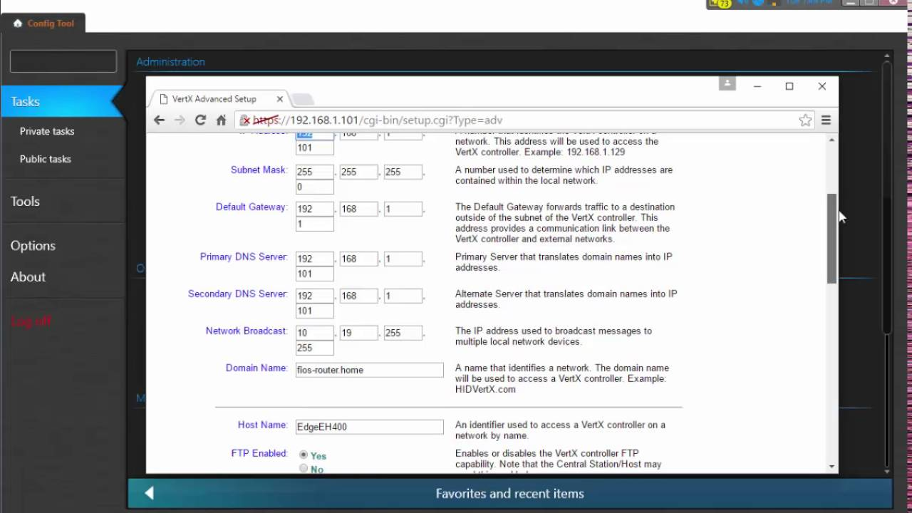 Adding an EH400-K from HID to the Access Manager - YouTube on