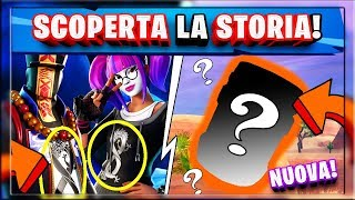SECRETS IN NEW SKIN Fortnite! New game OBJECTS! (Battle Royale)