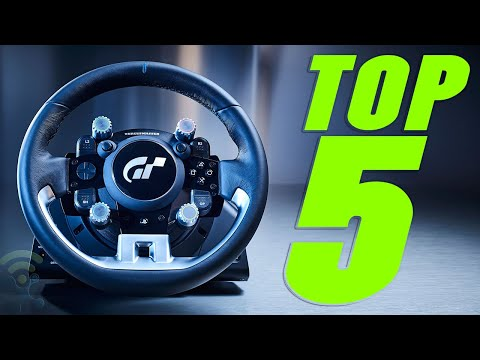 5 Best Racing Wheels For PC, Xbox One,PS4 and Nintendo Switch in 2020