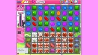 Candy Crush Saga level 464 3***