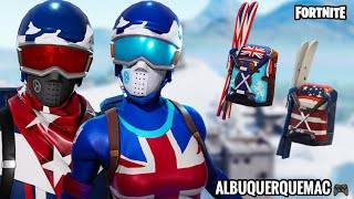 FORTNITE SHOP TODAY'S ITEMS 19/02 FORTNITE SHOP UPDATED TODAY NOW THE ALPS SKINS CAME BACK