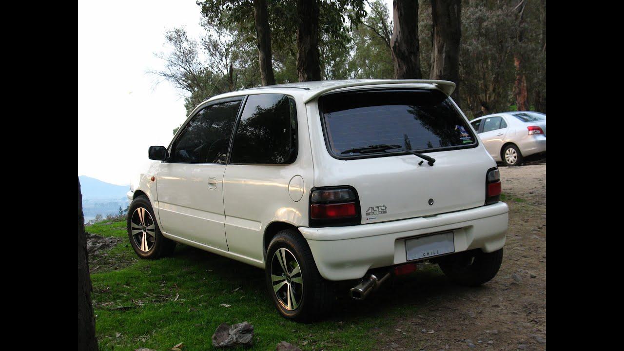 Maruti Suzuki Alto Modified
