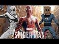 Spider-Man PS4 - DLC Suits Wishlist!