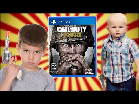 Call of Duty Fanboys Try to Defend COD WWII