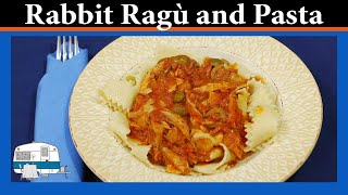 How to cook Rabbit Ragu with Pappardelle