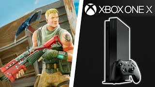 FORTNITE PARA XBOX ONE X