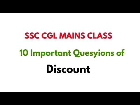 Profit & LOSS + Discount Mains LEC -3
