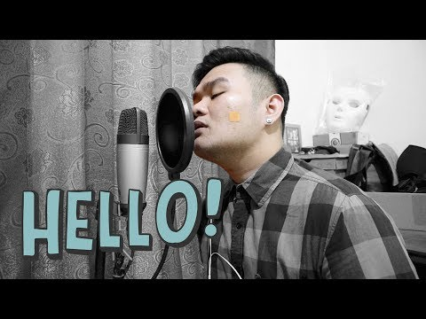 Lionel Richie - Hello (Joseph O'Brien Version) (Cover By Bona Ventura & Daniel Ndraha)