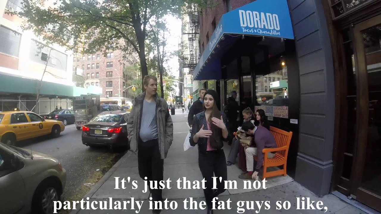 10 hours of walking but this time she talks back (BEST CATCALL parody)