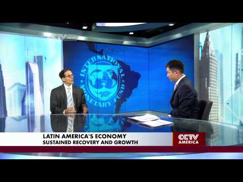 Mark Weisbrot Discusses the Economy of Latin America