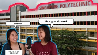 Poly Ep 2 : What Is It Like Being A Singapore Poly Student ?