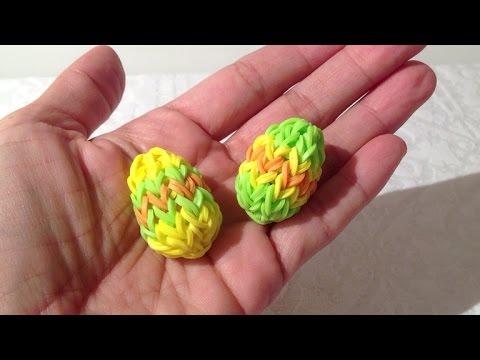 Rainbow Loom Nederlands, 3d Paasei (3d easter egg)