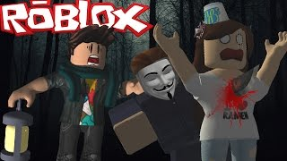 ROBLOX BEFORE THE DAWN | HIDE AND SEEK GONE WRONG