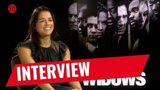 WIDOWS – TÖDLICHE WITWEN (2018)   Michelle Rodriguez im Interview   FredCarpet