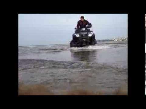 Rahatsızlar ATV .şile atv safari - Türkiye (Can-am 400 , cf moto 625 )