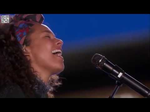 Alicia Keys & John Mayer - If I ain't got you - Gravity (Audio Quality)