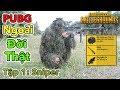 PUBG IN REAL LIFE   Phim PUBG Ngoài Đời Thật - Tập 1: Lính Bắn Tỉa Siêu Cấp   Lâm Vlog