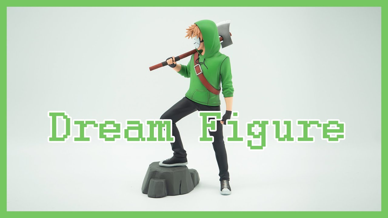 Why did it take so long to make the Dream figure?